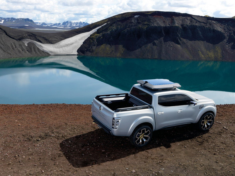 2015 Renault Alaskan Concept High Resolution Exterior - image 644428