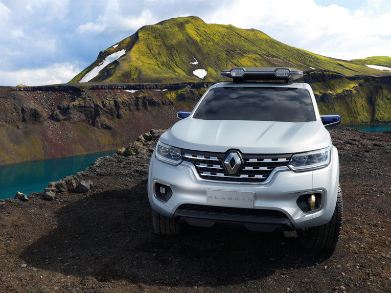 2015 Renault Alaskan Concept High Resolution Exterior - image 644430