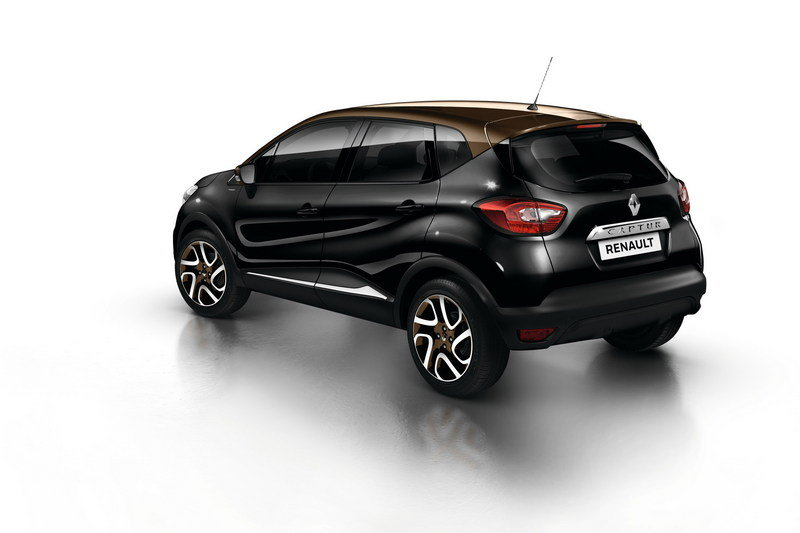 2016 Renault Captur Hypnotic Limited-Edition