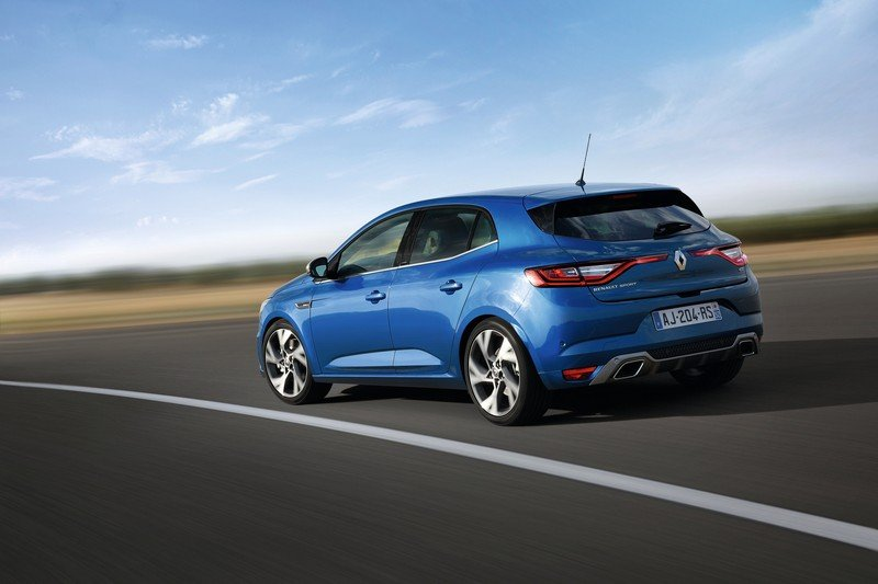 2016 Renault Mégane GT High Resolution Exterior Wallpaper quality - image 646275