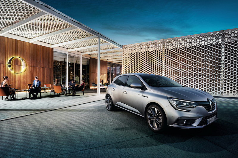 2016 Renault Mégane High Resolution Exterior Wallpaper quality - image 644979