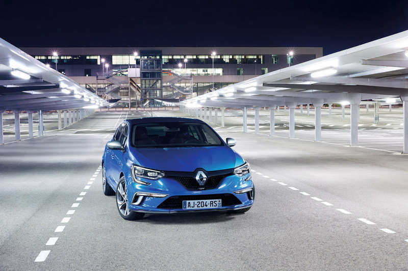 2016 Renault Mégane High Resolution Exterior - image 644983