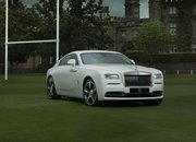 """Rolls-Royce """"Wraith - History of Rugby"""""""