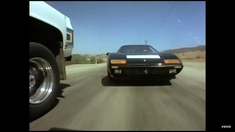 Sammy Hagar - I Can't Drive 55: Video