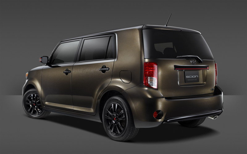 2016 Scion xB 686 Parklan Edition High Resolution Exterior - image 648647