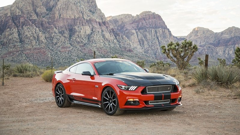 2016 Shelby GT EcoBoost Mustang