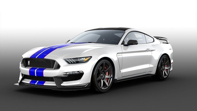 2016 Shelby GT350R Mustang Cattle Baron's Ball Edition