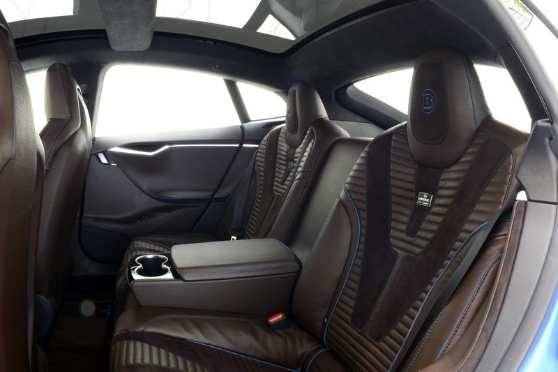 2015 Tesla Model S By Brabus High Resolution Interior - image 646581