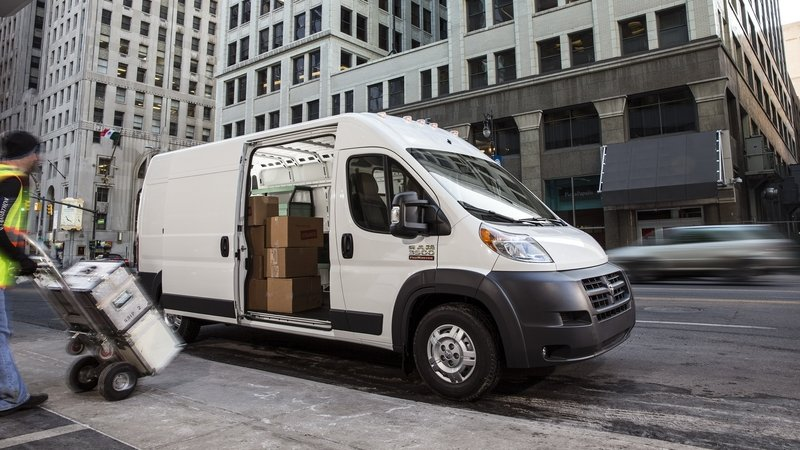 The U.S. Postal Service Getting 9,000 Ram ProMaster Vans