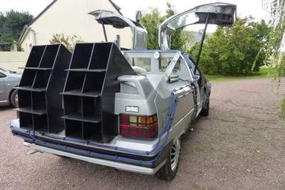 The DeLorean Marty Might Not Go Back To The Future In