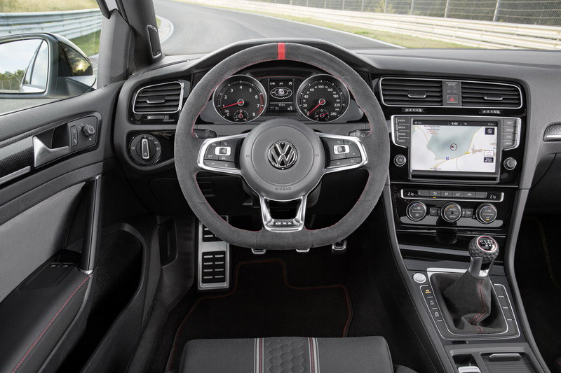 2016 Volkswagen Golf GTI Clubsport High Resolution Interior - image 645193