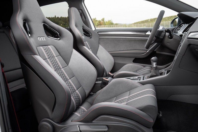 2016 Volkswagen Golf GTI Clubsport High Resolution Interior - image 645194