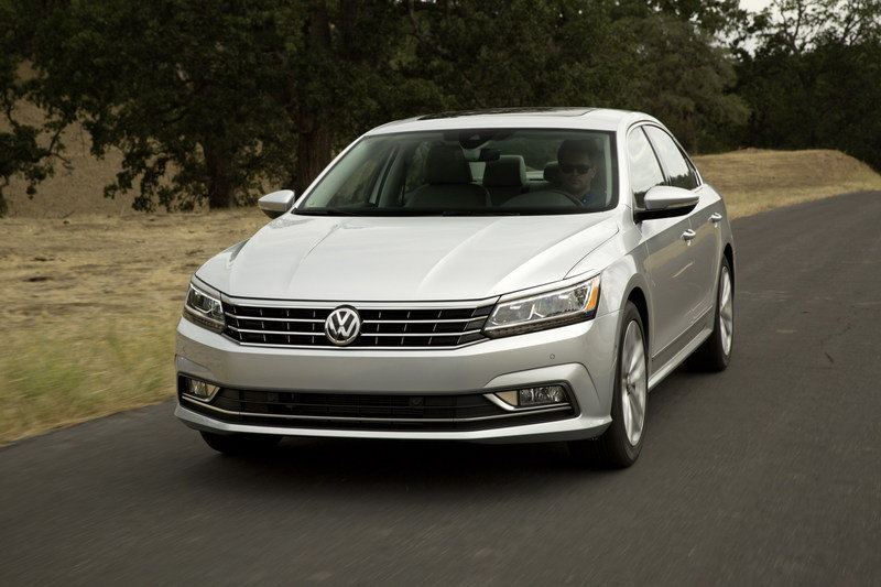 2016 Volkswagen Passat High Resolution Exterior - image 647574