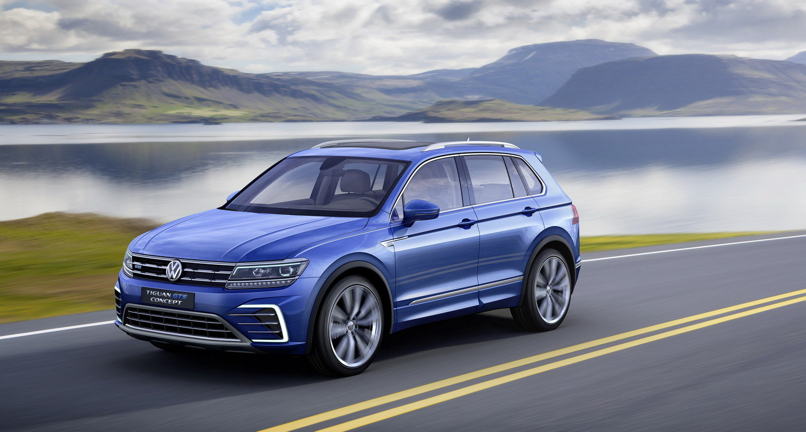 2016 volkswagen tiguan gte picture 645801 car review top speed. Black Bedroom Furniture Sets. Home Design Ideas