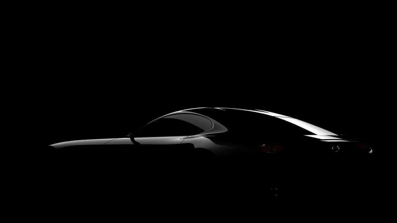 Mazda To Unveil A New Sport Car Concept In Tokyo, Could It Be The RX-7?