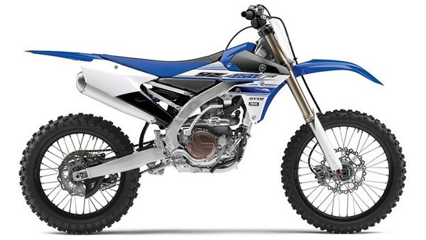2016 Yamaha YZ450F Review - Top Speed