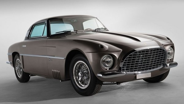 1953 Ferrari 250 Europa Coupe By Vignale - Top Speed