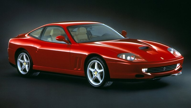 1996 - 2001 Ferrari 550 Maranello High Resolution Exterior - image 652147