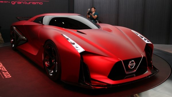 Nissan Concept Vision Gran Turismo Review Top Speed