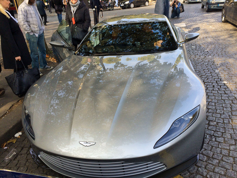 2015 Aston Martin DB10 High Resolution Exterior Exclusive Photos - image 650707
