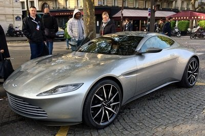 Aston Martin Eyes EV Future For James Bond