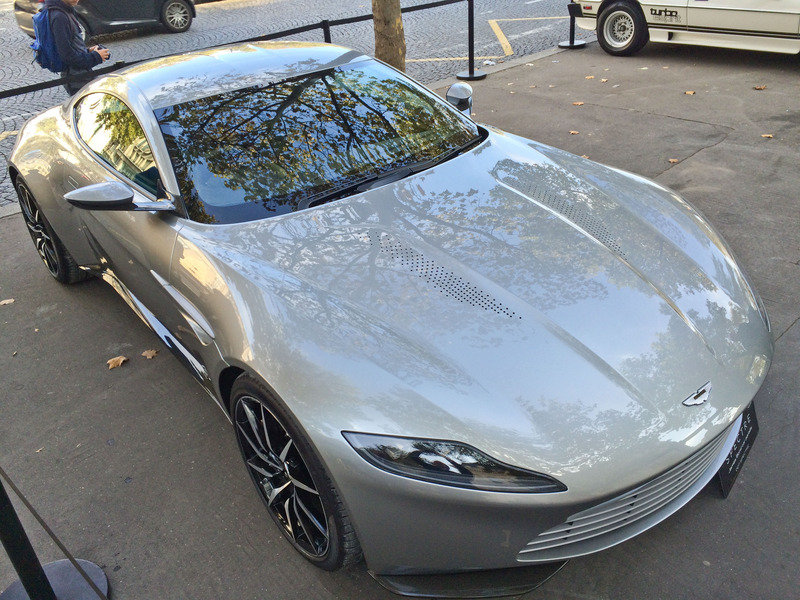 2015 Aston Martin DB10 High Resolution Exterior Exclusive Photos - image 650699