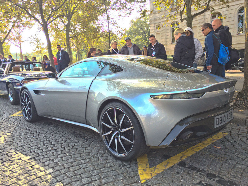 2015 Aston Martin DB10 High Resolution Exterior Exclusive Photos - image 650704