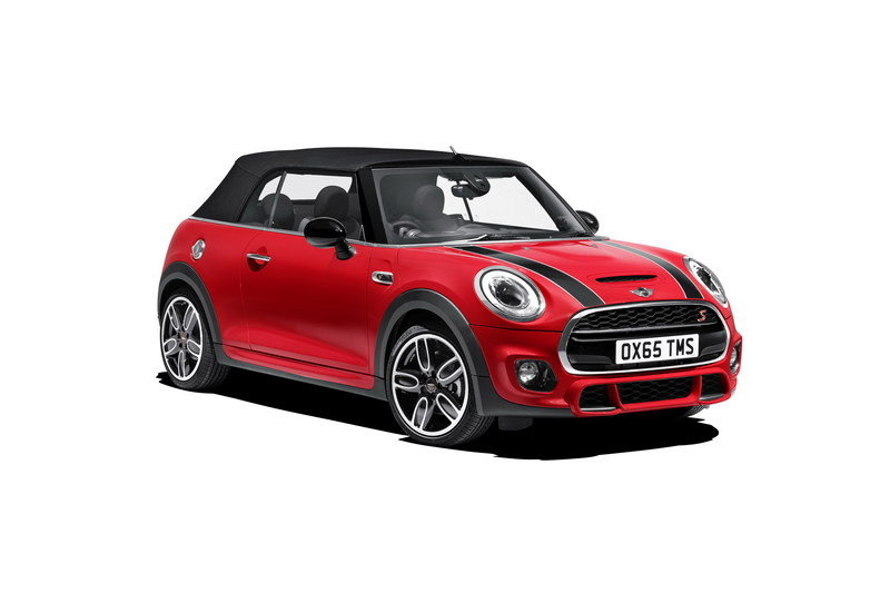 2016 Mini Cooper Convertible High Resolution Exterior - image 652543