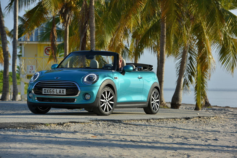 2016 Mini Cooper Convertible High Resolution Exterior - image 652577