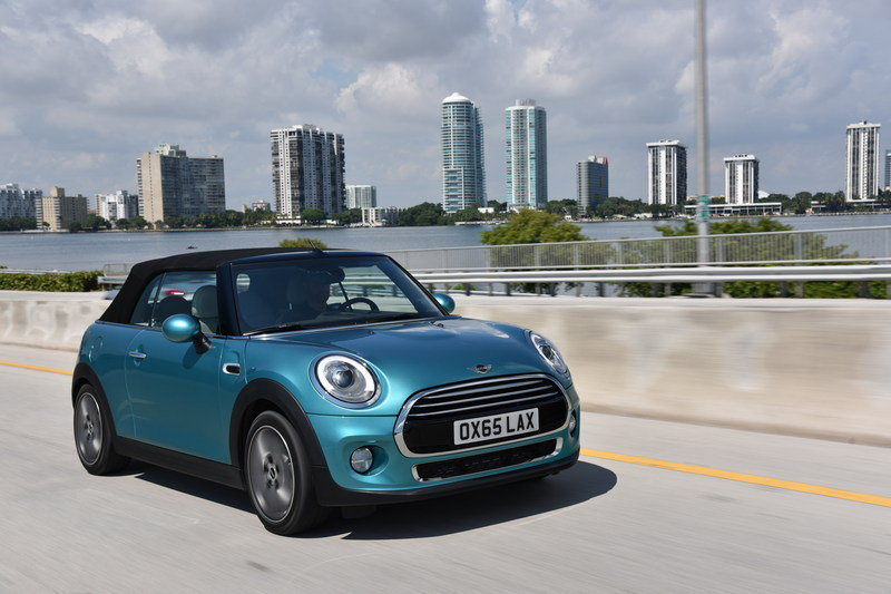2016 Mini Convertible Unveiled
