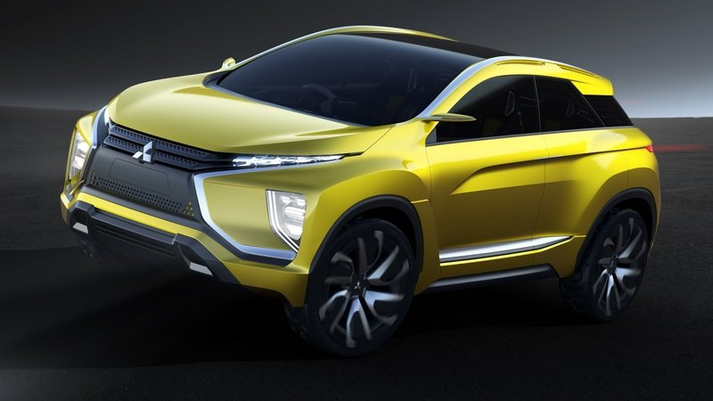 2015 Mitsubishi Ex Concept Pictures Photos Wallpapers Top Speed