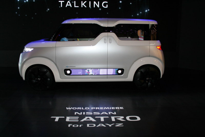 2015 Nissan Teatro For Dayz Concept