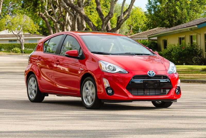 2015 Toyota Prius c High Resolution Exterior - image 650930