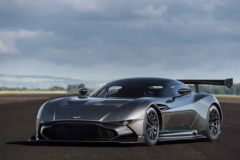 2016 Aston Martin Vulcan High Resolution Exterior - image 649153