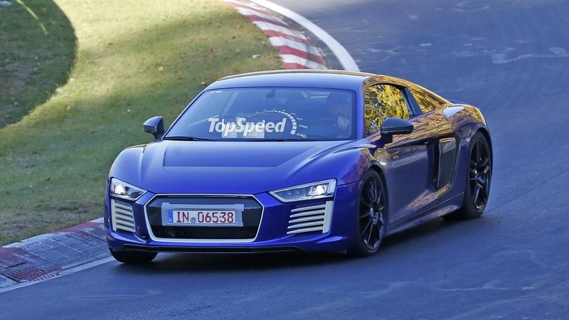 Say Goodbye to the Short-Lived Audi R8 e-tron