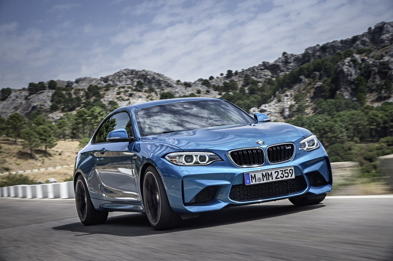 2016 - 2018 BMW M2 High Resolution Exterior - image 650546