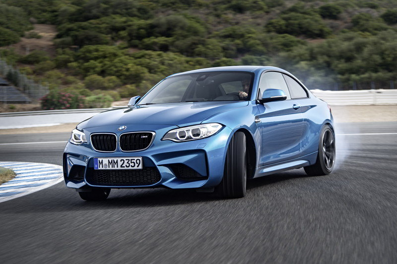 You Can Still Get Manual M Cars Because of the BMW M2, At Least Until Autonomy Kills Them