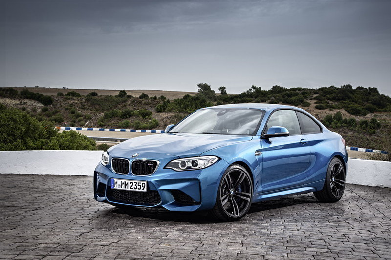 Wallpaper Selections of the Day: 2016 BMW M2