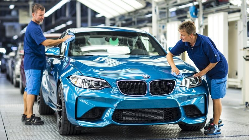 A New Round Of Recalls Are Coming For Certain BMW M Models