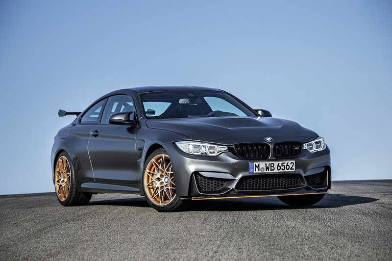 2016 BMW M4 GTS High Resolution Exterior - image 649568