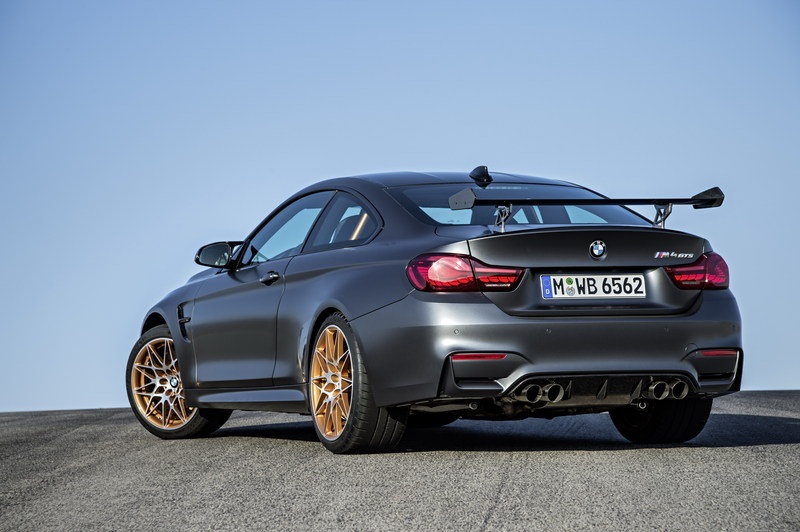 2016 BMW M4 GTS High Resolution Exterior - image 649570