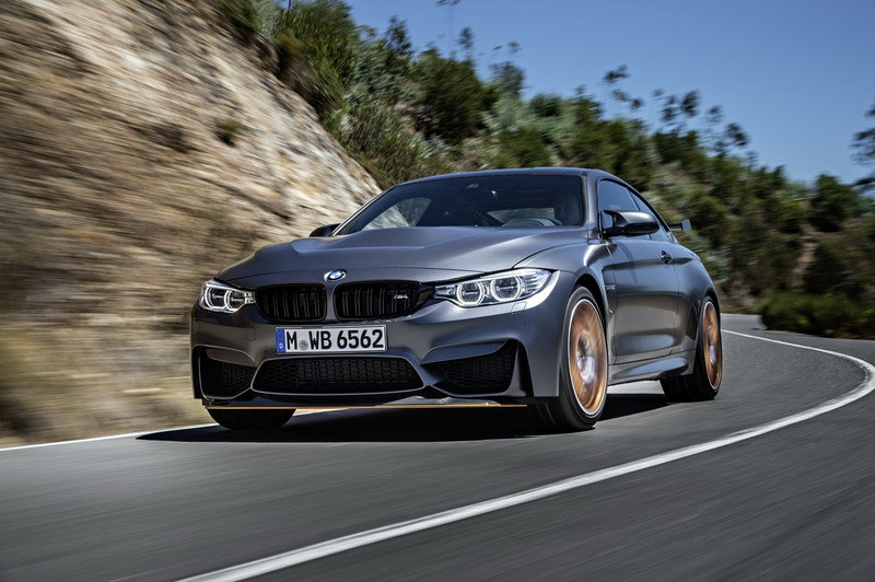 2016 BMW M4 GTS High Resolution Exterior - image 649582