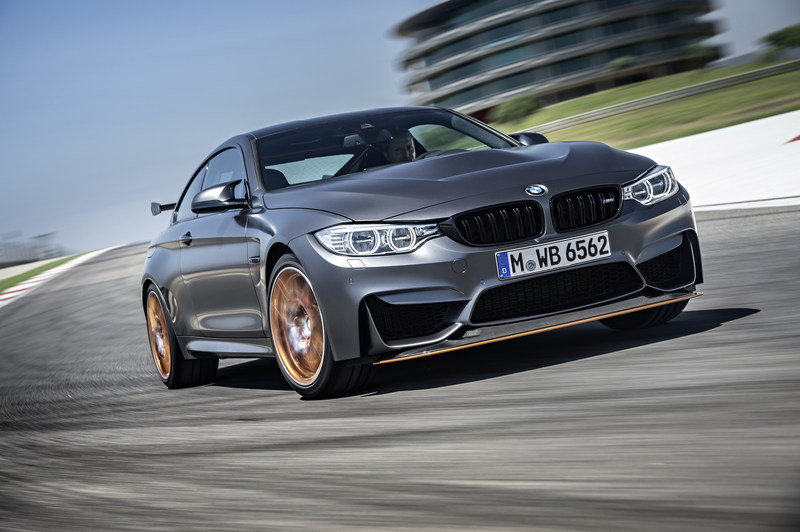 2016 BMW M4 GTS High Resolution Exterior - image 649558