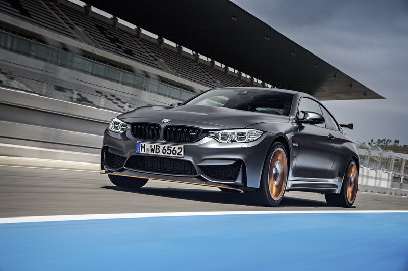 2016 BMW M4 GTS High Resolution Exterior Wallpaper quality - image 649587