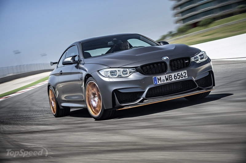 2016 BMW M4 GTS High Resolution Exterior - image 649559