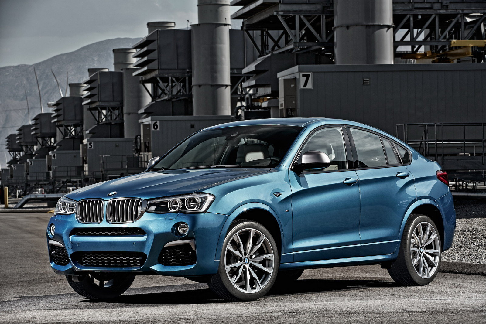 2016 BMW X4 M40i - Picture 649012
