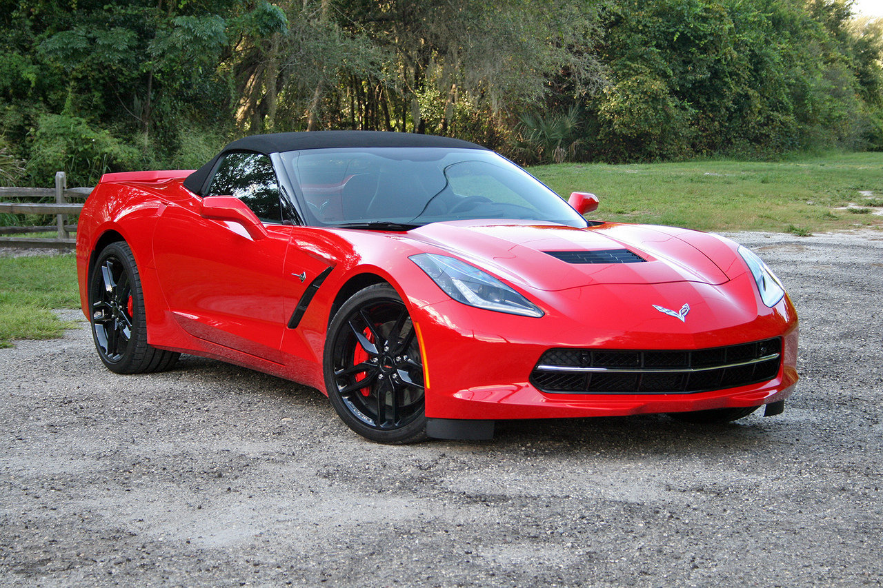 2016 chevrolet corvette convertible driven picture 651467 car review top speed. Black Bedroom Furniture Sets. Home Design Ideas