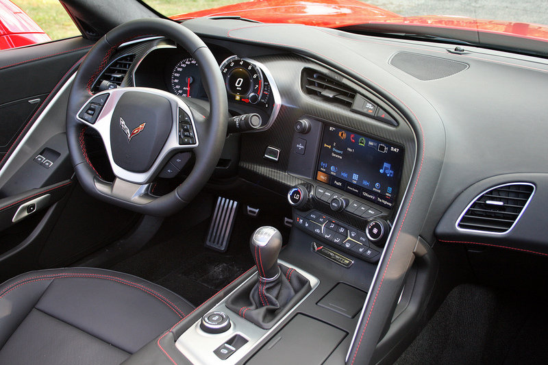 2016 Chevrolet Corvette Convertible - Driven High Resolution Interior - image 652438