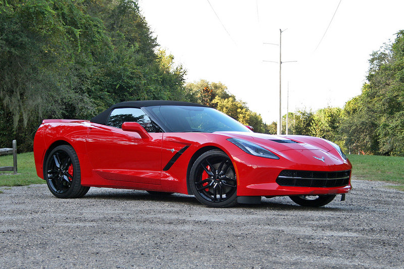 2016 Chevrolet Corvette Convertible - Driven High Resolution Exterior - image 651466