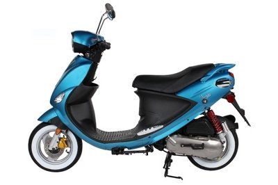 2016 Genuine Scooter Company Buddy 50/125 Anniversary Edition